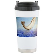 Atlantic Salmon Splash Travel Mug