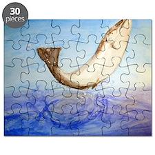 Atlantic Salmon Splash Puzzle
