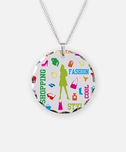 Fashion chic shopping design Necklace