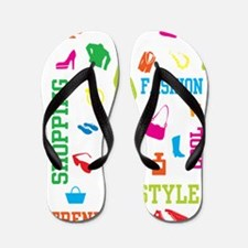 Fashion chic shopping design Flip Flops