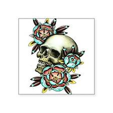 Tattooed Sticker