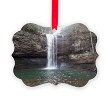 Beautiful Waterfall Ornament