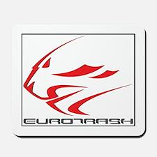 EuroTrash Lion Mousepad