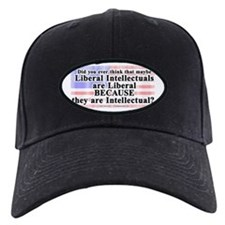 Liberal Intellectual Baseball Hat
