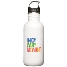 Enjoy Every Moment Water Bottle
