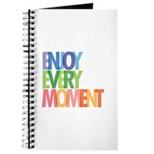 Enjoy Every Moment Journal
