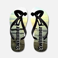 Beautiful Swim Flip Flops