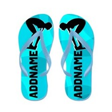 Fun Swimming Flip Flops