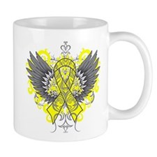 Suicide Prevention Wings Mug