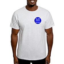 Elect-a-bull Ash Grey T-Shirt