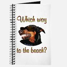 Beach Dobe Journal