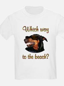 Beach Dobe T-Shirt