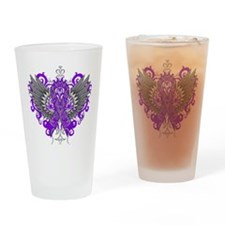 Sjogrens Syndrome Drinking Glass