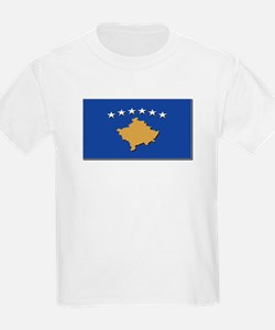 Kosovo Flag T-Shirt