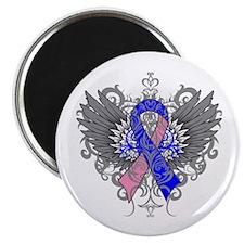 "SIDS Wings 2.25"" Magnet (100 pack)"
