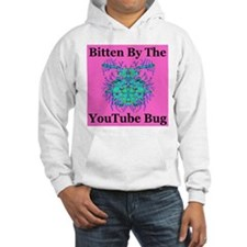 Bitten By The YouTube Bug Hoodie