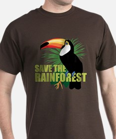 Save The Rainforest T-Shirt