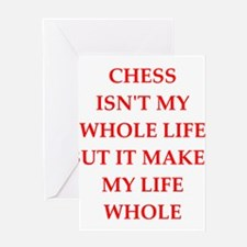 chess Greeting Cards