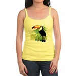 Save The Rainforest Jr. Spaghetti Tank
