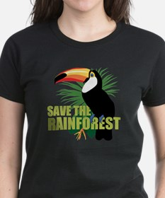 Save The Rainforest Tee
