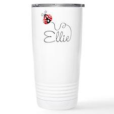 Ladybug Ellie Travel Mug