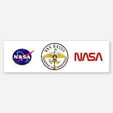 NASA Apollo 7 Sticker (Bumper)