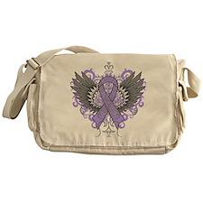 Rett Syndrome Wings Messenger Bag