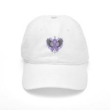 Rett Syndrome Wings Baseball Cap