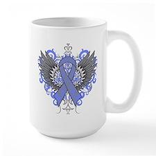 Pulmonary Hypertension Wings Mug