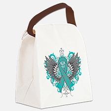 PKD Wings Canvas Lunch Bag