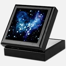Outer Space Keepsake Box