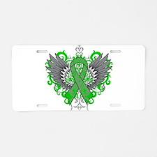 Neurofibromatosis Wings Aluminum License Plate