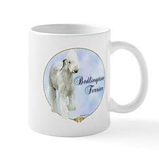 Bedlington Portrait Coffee Mug