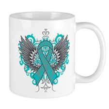 Myasthenia Gravis Wings Mug
