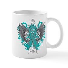 Myasthenia Gravis Wings Small Mug