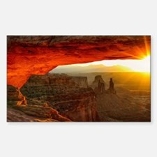 The Mesa Arch Decal