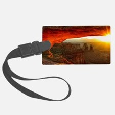 The Mesa Arch Luggage Tag