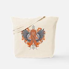 Multiple Sclerosis Wings Tote Bag