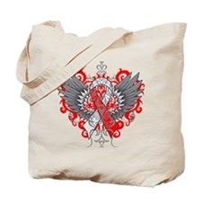 MDS Wings Tote Bag