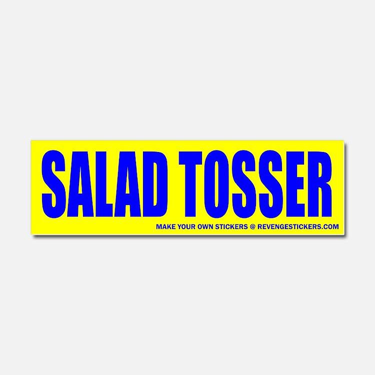 Cute Salads Car Magnet 10 x 3