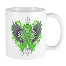 Lyme Disease Wings Mug
