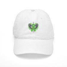 Lyme Disease Wings Baseball Cap