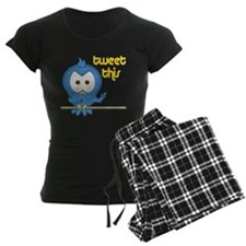 Tweet This Pajamas