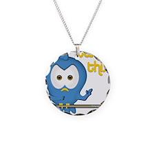 Tweet This Necklace