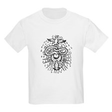 Alchemical Frog, Snake and Ph T-Shirt