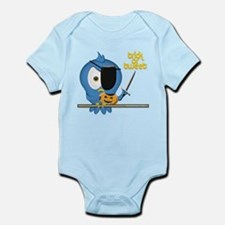 trick or tweet Infant Bodysuit