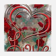 loveroses Tile Coaster