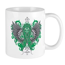 Liver Disease Wings Mug