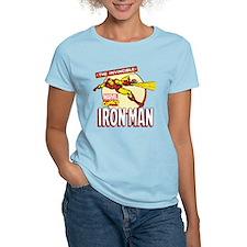 Iron Man Action T-Shirt