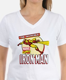 Iron Man Action Shirt